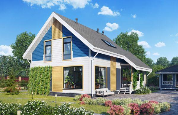 Дом в любом случае должен отвечать всем требованиям будущего владельца