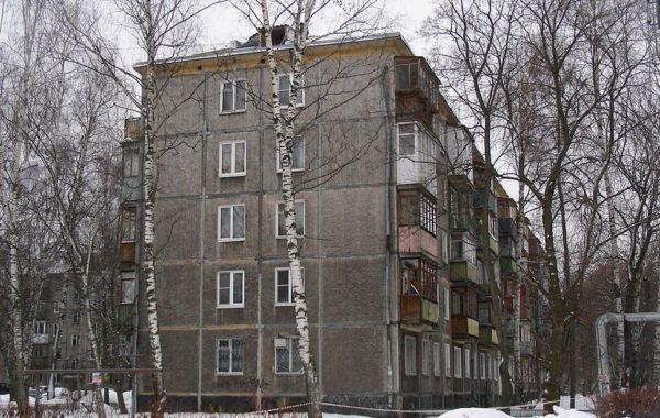 Дом серии 1-464