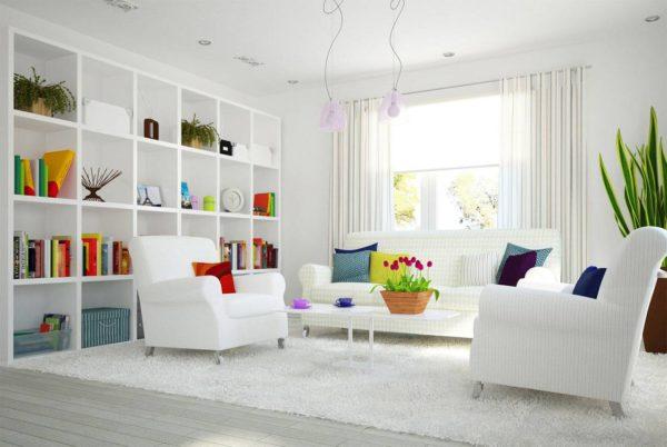Интерьер квартиры для молодой семьи или молодежи