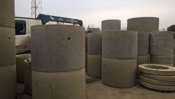 Кольца бетонные для канализации