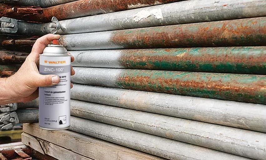 Советы по выбору краски по металлу для наружных работ на улице
