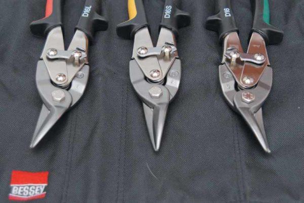 Ножницы по металлу правые, левые и прямые