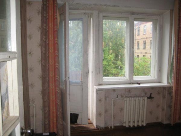 Перепланировка и ремонт квартиры с целью обеспечения максимальной функциональность при небольшой площади