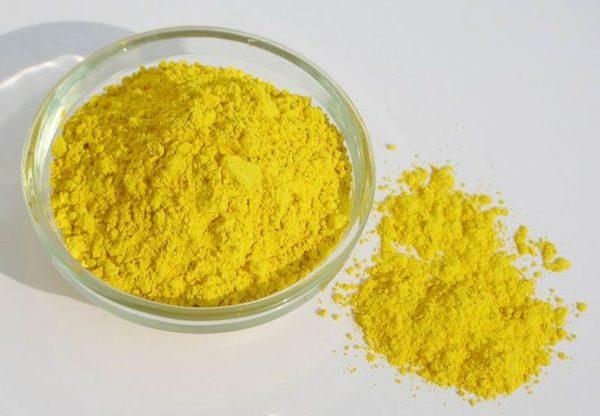 Пигмент желтый железоокисный