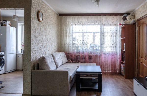 Планировка хрущевки 2 комнаты - варианты