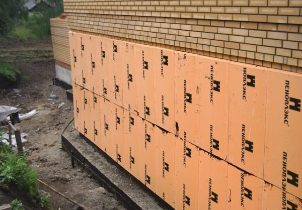Плиты Пеноплэкс Комфорт - теплоизоляция для стен, балконов и лоджий