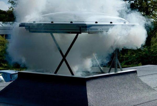 Принудительная система удаления дыма