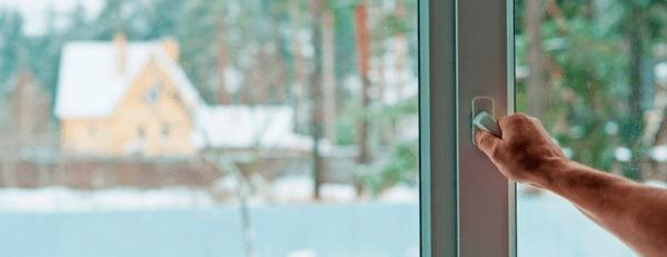 Регулировка окон на зиму