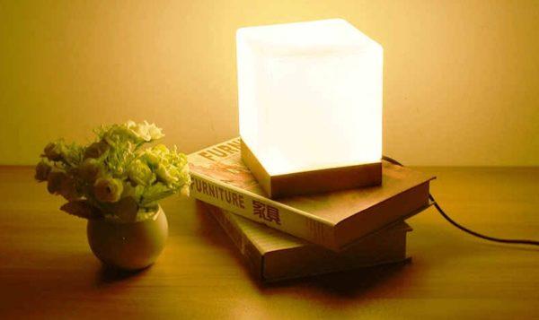 Светильник-куб
