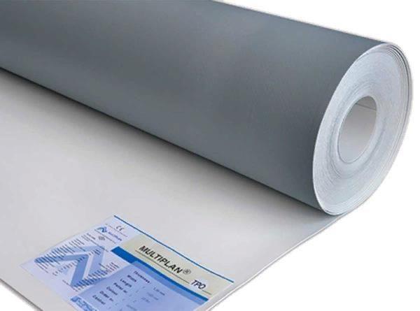 ТПО-полотна отвечают стандартам экологической безопасности, но уступают по пластичности