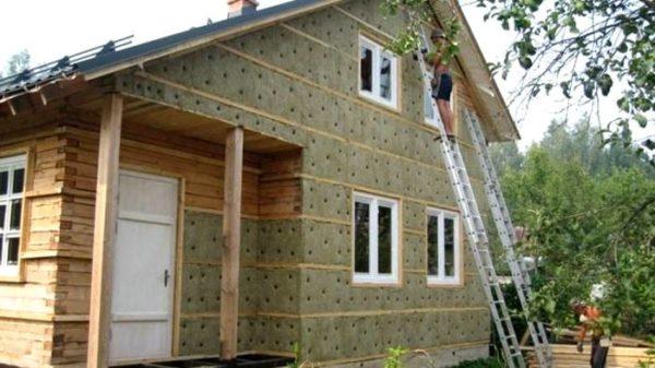 Утепление внешних стен более эффективно, чем утепление изнутри