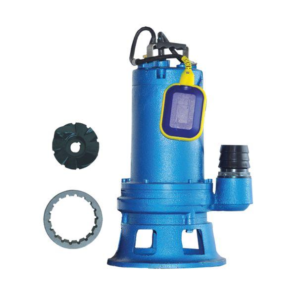 Фекальный насос Lider мощностью 0,75 кВт с измельчителем