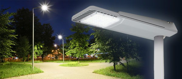 Широкий диапазон рабочих температур светодиодных светильников позволяет устанавливать освещение повсеместно
