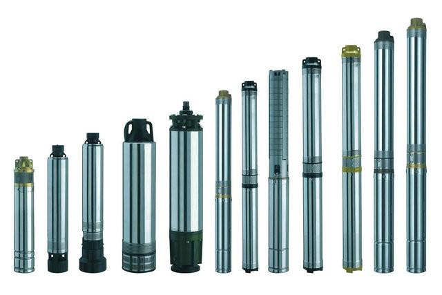 Глубинные насосы для скважин до 50 метров
