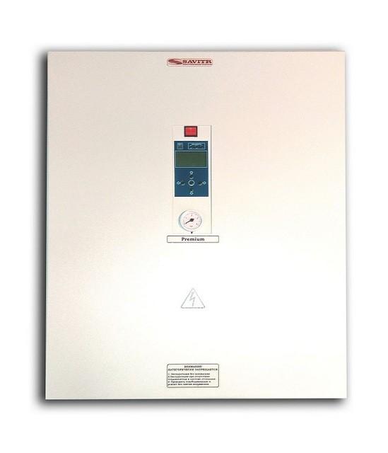 Двухконтурный электрический котел «Savitr Premium»