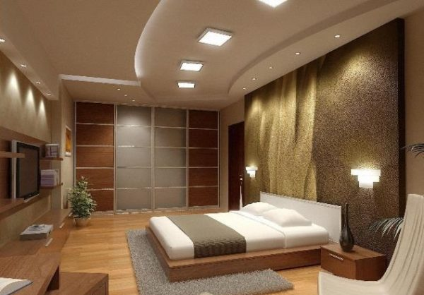 Освещение в спальне - важный аспект, влияющий на общую атмосферу и функциональность помещения
