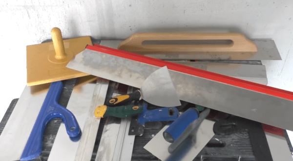 Инструменты для производства работ