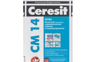 1. Ceresit CM 14
