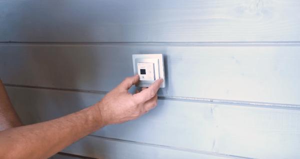 Выбор места расположения терморегулятора
