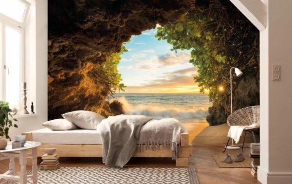 В этой спальне всегда будет утро