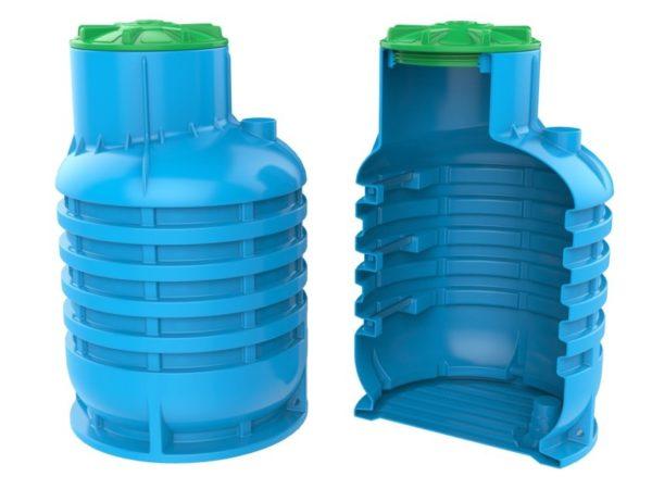 Пластиковый кессон заменяет железобетонные изделия