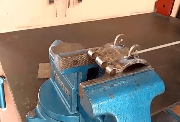 Фиксация коротких ушек