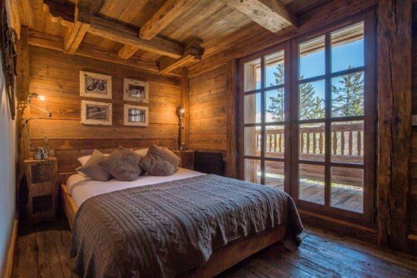 Домик для отдыха в стиле шале
