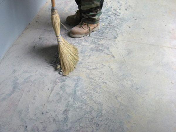 Подготовка поверхности имеет большое значение