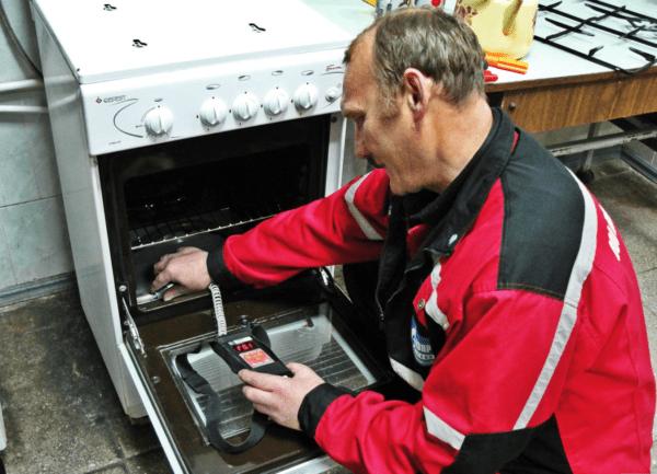 Монтаж газового оборудования проводится только квалифицированными мастерами