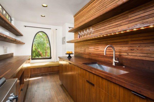 Для термически обработанной древесины не страшны никакие эксплуатационные условия