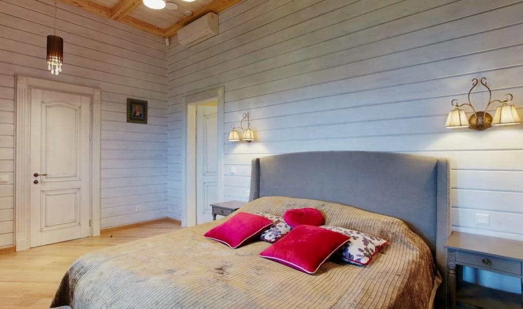 примеры покраски деревянных домов внутри фото меню этого
