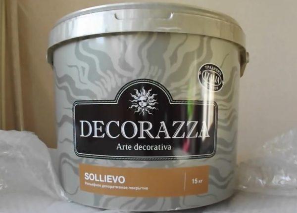Декоративное покрытие Декоранза