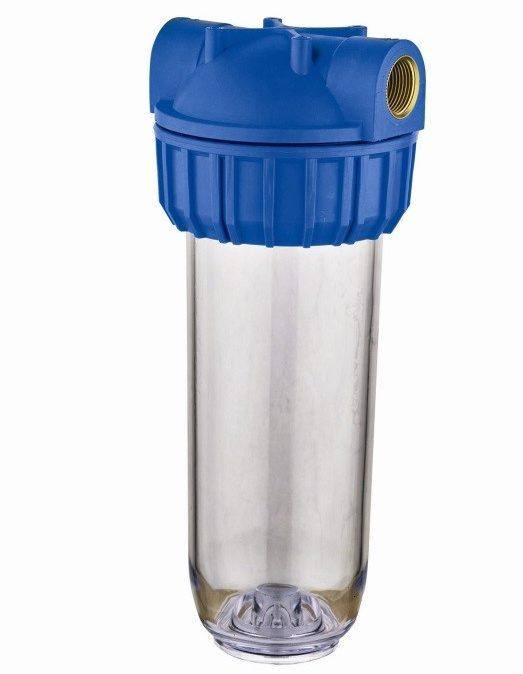 Очистка воды от более мелких включений