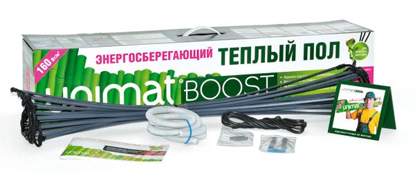 Cтержневой теплый пол Unimat Boost