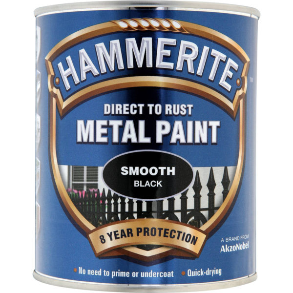 Hammerite Metal Paint Smooth