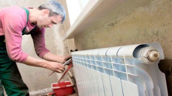 Перед новой заливкой антифриза систему отопления рекомендуется промыть