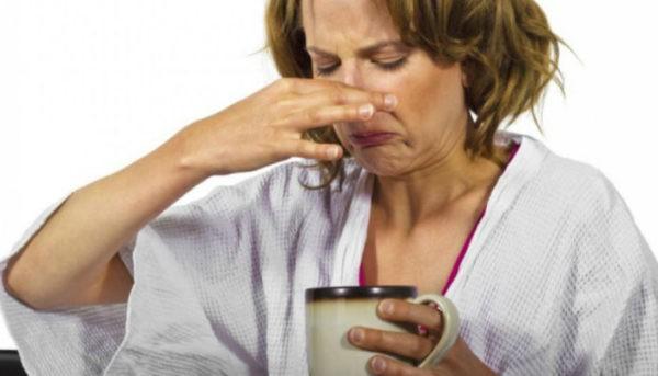 Вдыхать сероводород не самое приятное занятие