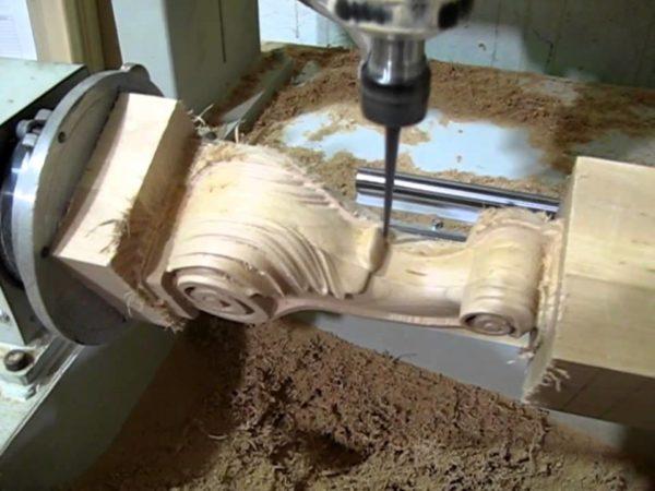 Изготовление балясины на станке с ЧПУ