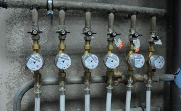 Процедура замены счетчика воды в квартире
