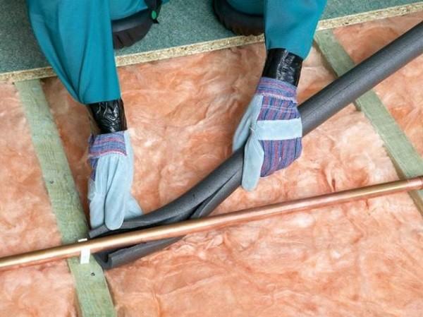Как крепить пеноплекс к деревянному полу