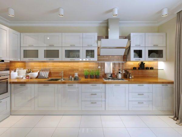 Идеальная кухня для современной семьи.