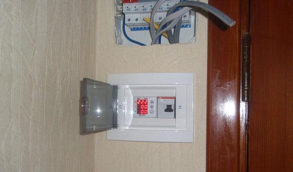 Электрощиток в квартире