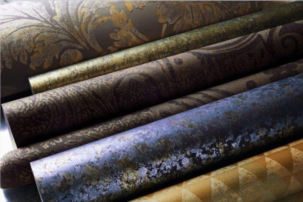 Некачественные флизелиновые изделия могут порваться еще до нанесения их на стену