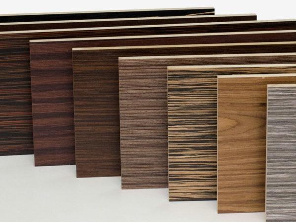 Натуральный шпон практически неотличим от естественной древесины