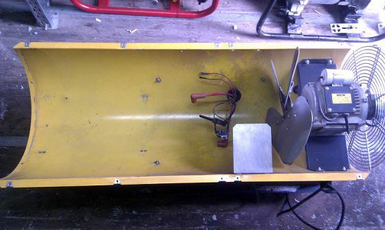 Пример конструкции простой газовой пушки, которую можно сделать своими руками