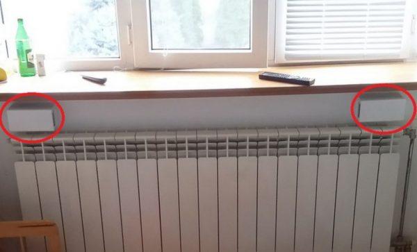 Вентиляционные клапаны