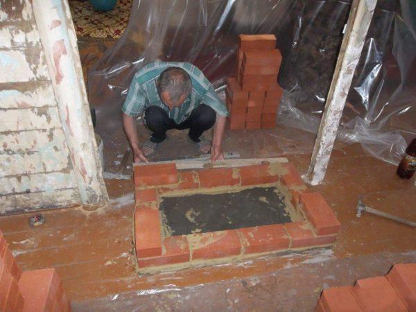 Лучший фундамент - из армированного бетона