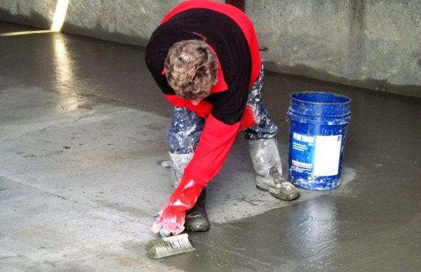 Строительный рынок предлагает обширный ассортимент гидроизоляционных смесей для бетона