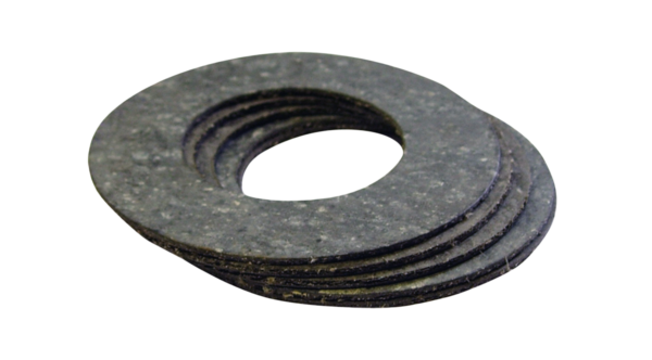 Без таких уплотнителей сделать соединение герметичным практически невозможно, так как металлические компоненты сжать между собой до полной изоляции невозможно. Такие прокладки чаще всего поставляются в комплекте с газовой плитой
