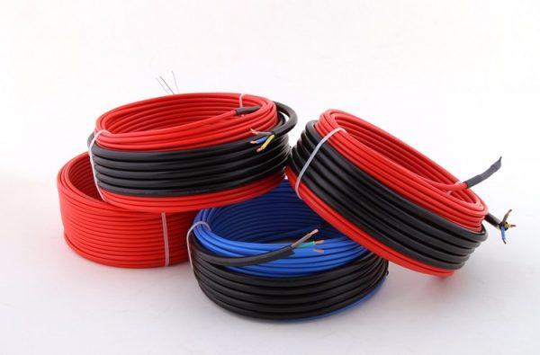 Виды нагревательных кабелей